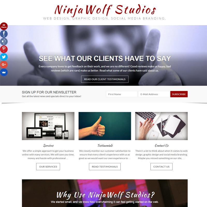 ninja wolf studios