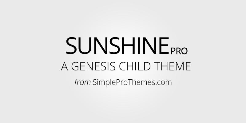 sunshine-pro-theme-blog